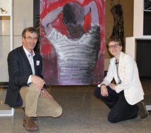 Gert and Anja van Steenbrugge