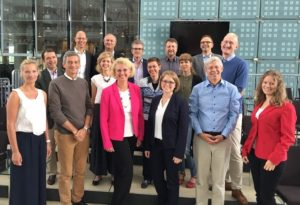 Group picture of the EFCNI roundtable on neonatal parenteral nutrition