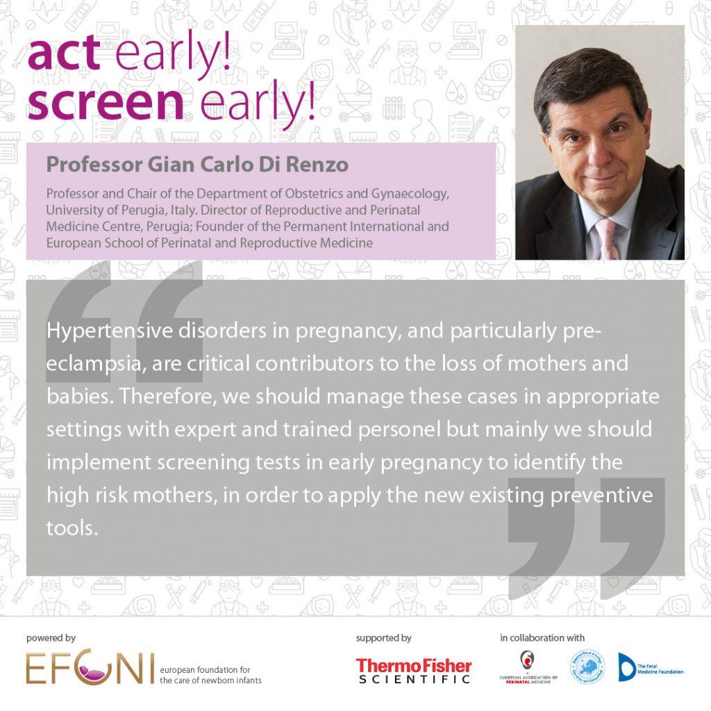 Pre-eclampsia – EFCNI