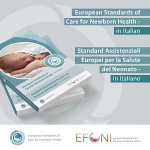 European Standards of Care for Newborn Health are available in Italian