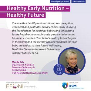 Mandy Daly, Dip. H Diet & Nutrition, INHA